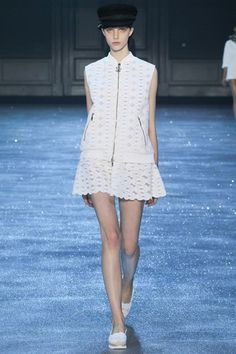 Moncler Gamme Rouge SS2015