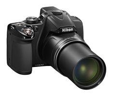 Amazon.com : Nikon COOLPIX P530 16.1 MP CMOS Digital Camera with 42x Zoom NIKKOR Lens and Full HD 1080p Video (Black) : Camera & Photo