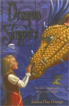 Strong female character who, when her aunt decides to give her to the dragons, takes control of her own life in an action-packed trilogy of dragons, castles, princes, and magic.