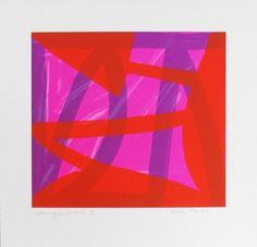 RA Summer Exhibition 2015 work 691 :CROSSINGS by Mali Morris RA, £700.