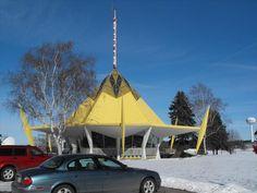 1964 World's Fair Wisconsin Pavilion - Neillsville, started broadcasting on my birthday in 1960.