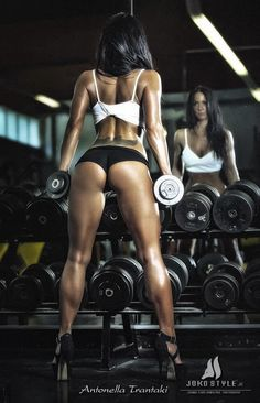 """If this image got you motivated, click it to read a great article called """"Muscles, Metabolism & Body Composition"""""""