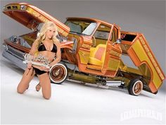 Post Your 60-66 Chevy/GMC Customized Lowrider Trucks - The 1947 - Present Chevrolet & GMC Truck Message Board Network