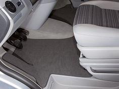 Velour carpet VW T5 cabin. Design: Anthracite