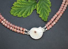Pearl Necklace, Pearls, Jewelry, Fashion, Necklaces, Gems, Dirndl, Neck Chain, Silver