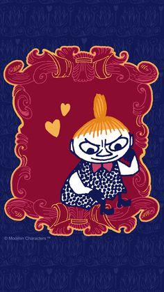 Little My Moomin, Les Moomins, Moomin Valley, Kakao Friends, Tove Jansson, Scandinavian Art, Vintage Comics, A Comics, Cute Cartoon
