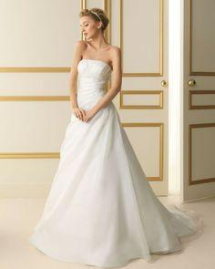 112 TAMIZ / Wedding Dresses / 2013 Collection / Luna Novias