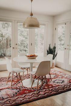 Fine 36 Inspiring Dining Room Rug Design Ideas