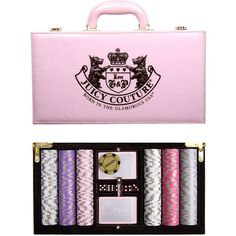Juicy Couture Poker Set
