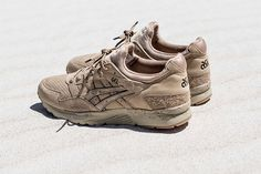 "monkey time x Asics Gel-Lyte V ""Sand Layer"" - EU Kicks: Sneaker Magazine"