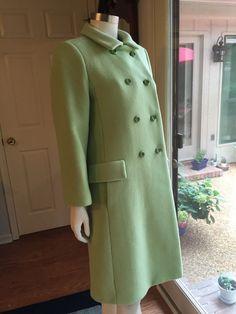 60-s-mad-men-minze-grün Mantel