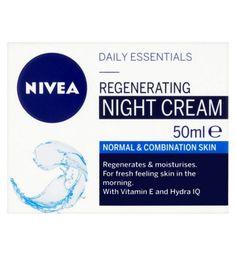 Moisturiser || Daily Essentials Regenerating Night Cream- Normal & Combination Skin