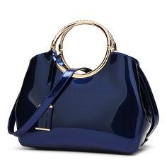 HOT PRICES FROM ALI - Buy High Quality Patent Leather Women bag Ladies  Cross Body messenger Shoulder Bags Handbags Women Famous Brands bolsa  feminina