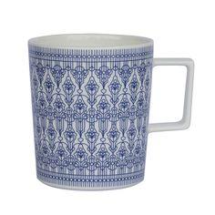 Vaja Finland's Sirkus mug 4 dl, Finland 100, blue
