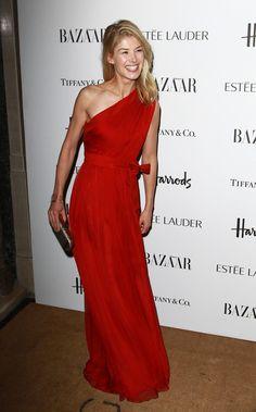 Rosamund Pike, Bond Girls, Catherine Zeta Jones, Dressed To The Nines, Carpet Styles, Bikini, Beautiful Celebrities, Beautiful Women, Harpers Bazaar