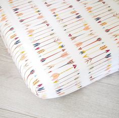 Changing Pad Cover - Arrows