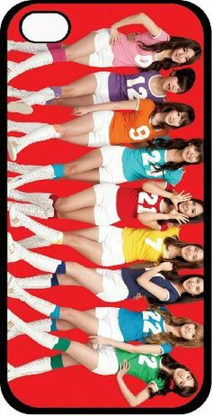 Snsd Girls Generation Iphone 4 4s Hard Case Cover Snsd3