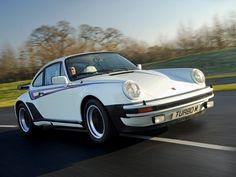 1978–89 Porsche 911 Turbo 3.3 Coupe UK-spec (930)