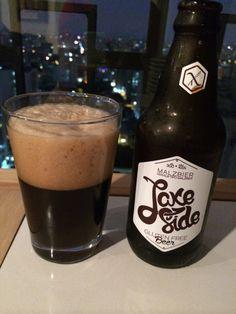 Cerveja Lake Side Malzbier, estilo Malzbier, produzida por Lake Side Beer, Brasil. 4.5% ABV de álcool.