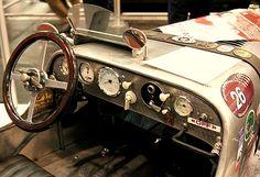 1931-32 BMW 3/15 DA-3 Spezial - racing version