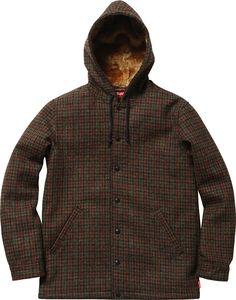 Supreme Harris Tweed Coaches Jacket #fashion #men