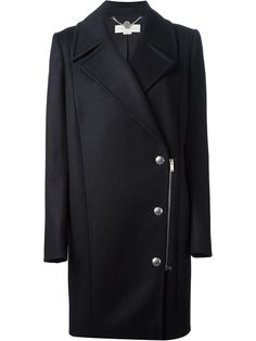Shop Stella McCartney double breasted zip coat in Nida from the world's best independent boutiques at farfetch.com. Over 1000 designers from 60 boutiques in one website.