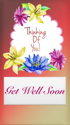 Pin By Brenda Christmas On Take Care Get Well Soon Get Well Wellness