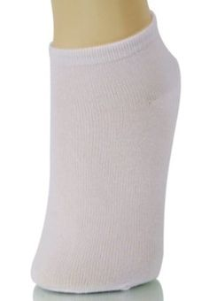 Solid White Low Cut Socks (6 pairs) - Womens Low Cut Socks (Size 10-13) . $12.99. These low cut socks are available in solid white.  Color White. Comfortable fit, Composition : 95% Polyester, 5% Spandex.  Size 10-13