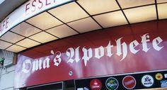 Oma's Apotheke mitten im Schanzenviertel #hamburg #sternschanze #omasapotheke #gastronomie #ahoihamburg #hamburgcity