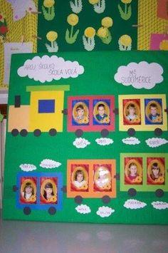 26 Decorações para sala de aula, com fotos dos alunos - Aluno On