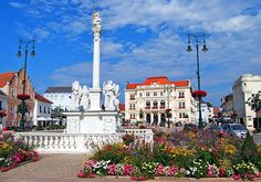 Market place in Tulln, Austria | This is the market place in… | Flickr