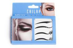 Eyeliner tarroilla strassien kera luot hetkessä näyttävän silmämeikin! Eyeliner, Eye Liner, Eyeliner Pencil