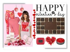 Sweets for Valentine by sgolis on Polyvore featuring Valentino and Jelly Belly