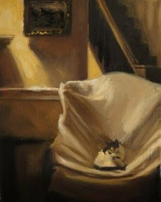 Jonelle Summerfield Oil Paintings: BED, BATH AND THE PAINTING BEYOND