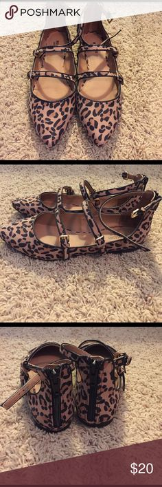 Mossimo flats Size 6 NWOT Mossimo flats. Mossimo Supply Co Shoes Flats & Loafers