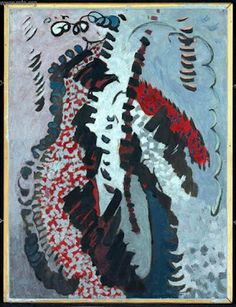 """Arthur Dove   """"George Gershwin - I'll Build a Stairway to Paradise"""" 1927"""