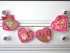 Doodlebug Design Inc Blog: Sweethearts Banner by Shellye