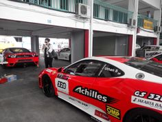 Achilles is back in the 1st & 2nd Series of Ferrari F430 Competizione Indonesia which was part of Indonesian Series of Motorsport (ISOM) 1st Series. This prestigious Ferrari racing event will take place at Sentul International Circuit, Sunday (27/4).