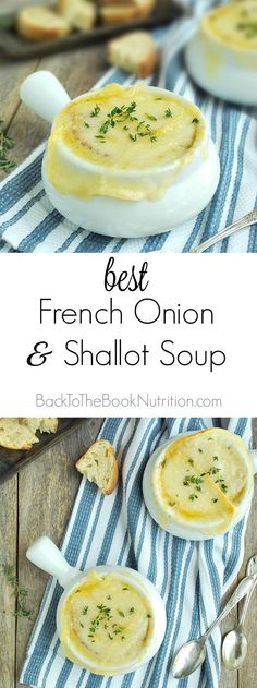 Truly the BEST French Onion Soup ever! This vegetarian recipe makes a great meatless main dish or an impressive appetizer, and gets rave reviews every time I serve it!