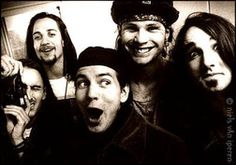 Pearl Jam! Gotta' love'em!