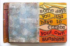 Art Journals | Rachel Greig