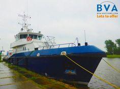 Advertorial: Online auction Damen patrol vessel