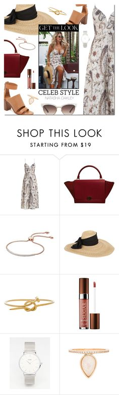 """""""Get the Look: HAT EDITION"""" by sjkdesign ❤ liked on Polyvore featuring Zimmermann, Monica Vinader, Kreisi Couture, Oakley, Anarchy Street, Fresh, CLUSE, Melanie Auld and Gucci"""