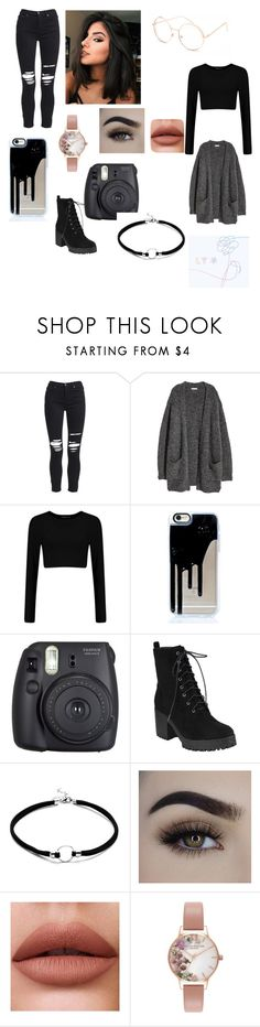 """Something Comfy 😉"" by kerensainte777 ❤ liked on Polyvore featuring AMIRI, Kofta, Fuji, Olivia Burton and Full Tilt"