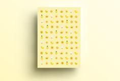 Pattern yellow
