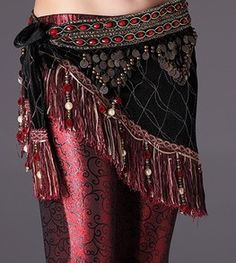 Tribal Fusion Costumes - Belly Dance Digs #bellydance