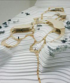 Topographical terrain modeling