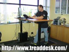 Adjustable Height Desk Adjustable Height Desk, Furniture, Home Decor, Gym, Decoration Home, Room Decor, Home Furnishings, Home Interior Design, Home Decoration