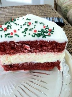 Lincoln's Red Velvet (Cheesecake) Cake Cheesecake Recipes, Cookie Recipes, Dessert Recipes, Red Velvet Cheesecake Cake, Velvet Cake, Cheesecake Factory Copycat, Types Of Potatoes, Copycat Recipes, Deserts