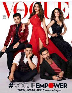 Celebs support Vogue Empower | PINKVILLA